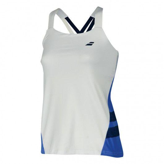 b4d3b5c714fc Майка для тенниса женская Babolat PERF STRAP TOP WOMEN 2WS18071/1006