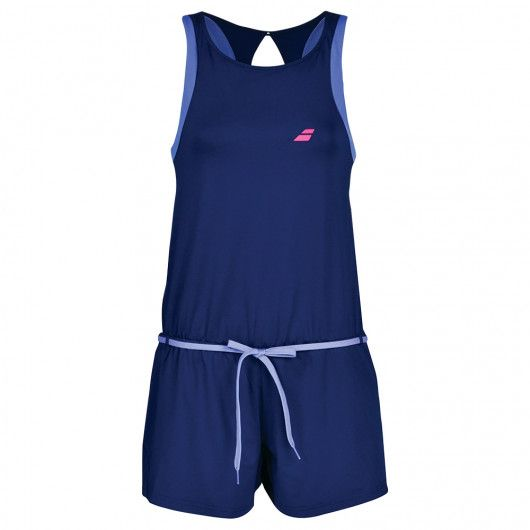 Теннисное платье женское Babolat PERF ROMPER WOMEN 2WS18093/4000