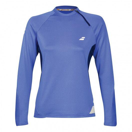 Спортивная кофта женская Babolat PERF 1/2 ZIP SWEATSHIRT WOMEN 2WS18121/4007