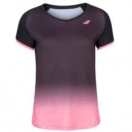 Футболка для тенниса женская Babolat COMPETE CAP SLEEVE TOP WOMEN 2WS20031/2014