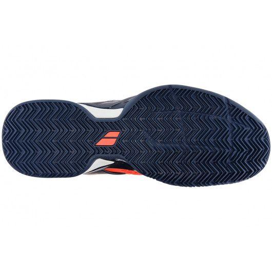 Кроссовки теннисные мужские Babolat PROPULSE FURY CLAY M 30S17425/201