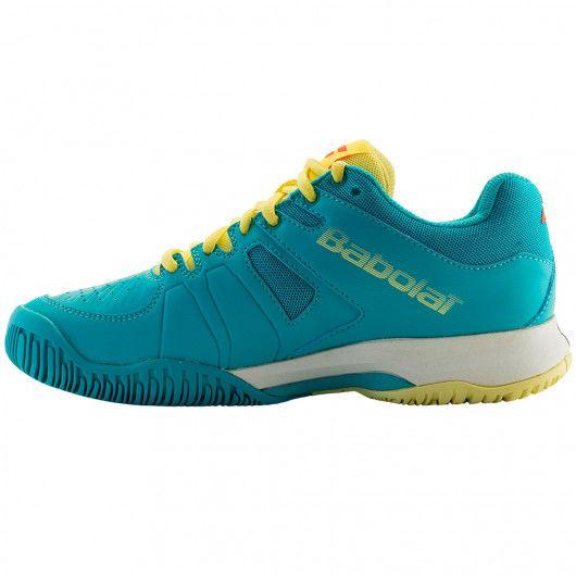 Кроссовки теннисные женские Babolat PULSION CLAY W 31F17633/291