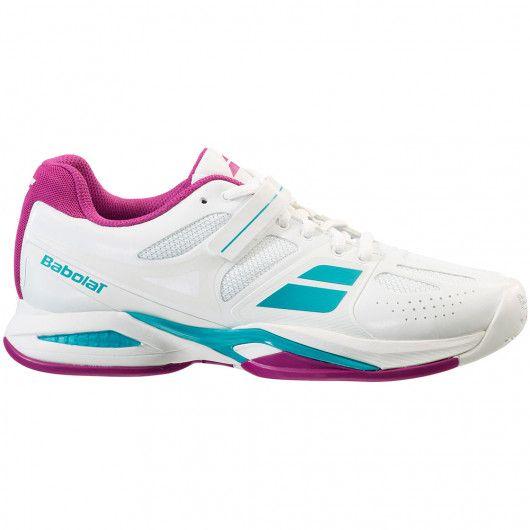 Кроссовки теннисные женские Babolat PROPULSE AC W 31S16477/101