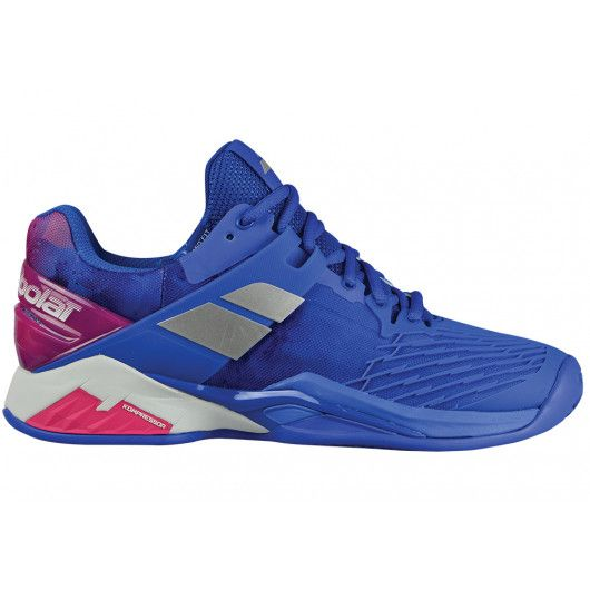 Кроссовки женские Babolat PROPULSE FURY CLAY WOMEN 31S18554/4027