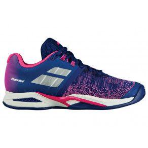 Кроссовки теннисные женские Babolat PROPULSE BLAST CLAY W 31S18751/4006