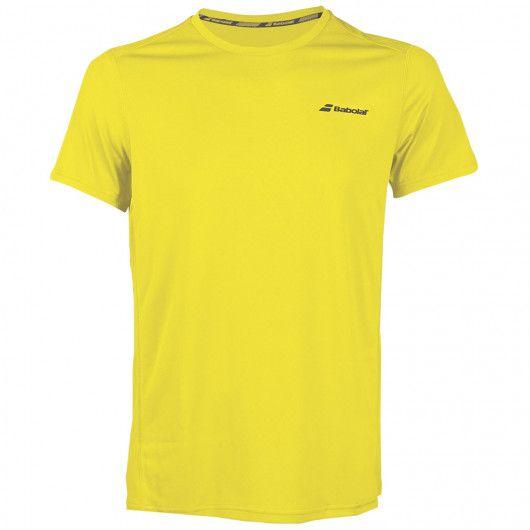 Футболка для тенниса детская Babolat CORE FLAG CLUB TEE BOY 3BS18011/7000