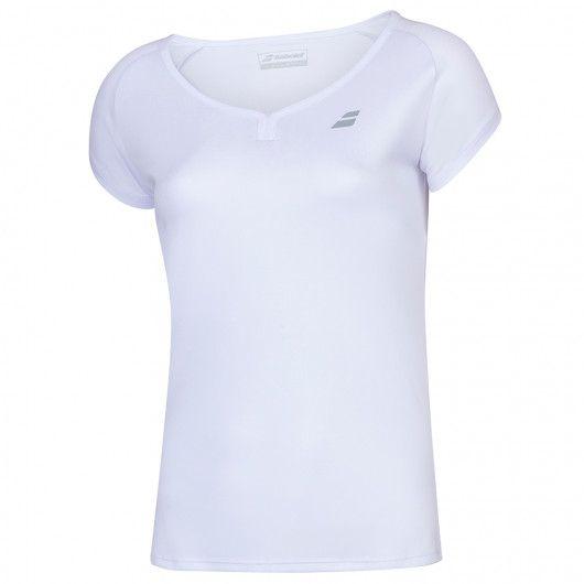 Футболка для тенниса детская Babolat PLAY CAP SLEEVE TOP GIRL 3GP1011/1000