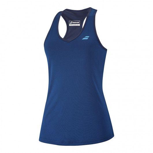 Майка для тенниса детская Babolat PLAY TANK TOP GIRL 3GP1071/4000