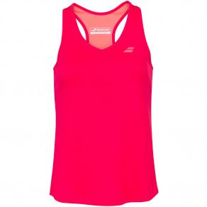 Майка для тенниса детская Babolat PLAY TANK TOP GIRL 3GP1071/5028