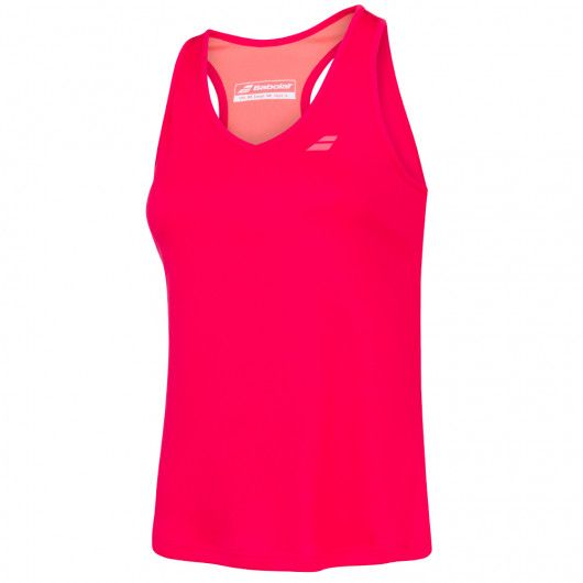 Майка для тенниса детская Babolat PLAY TANK TOP GIRL 3GP1071/5028