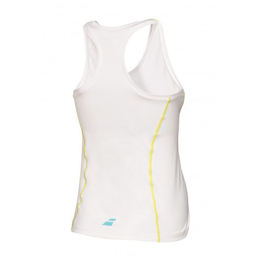 Майка для тенниса детская Babolat TANK CROP CORE GIRL 3GS16072/101