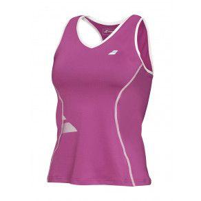 Майка для тенниса детская Babolat TANK CROP CORE GIRL 3GS16072/222