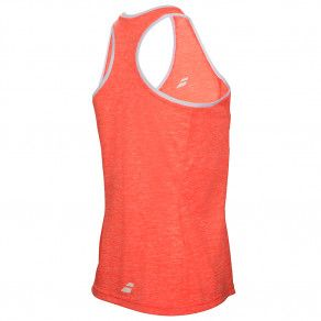 Майка для тенниса детская Babolat CORE CROP TOP GIRL 3GS17071/201