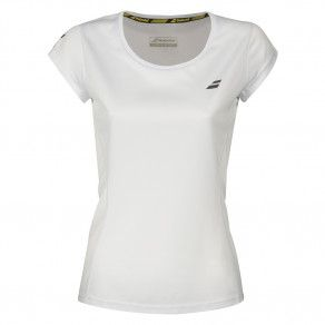Футболка детская Babolat CORE FLAG CLUB TEE GIRL 3GS18011/1000...
