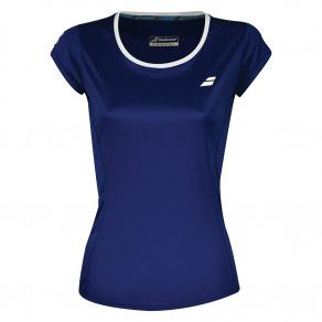 Футболка детская Babolat CORE FLAG CLUB TEE GIRL 3GS18011/4000...