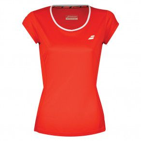 Футболка детская Babolat CORE FLAG CLUB TEE GIRL 3GS18011/5005...