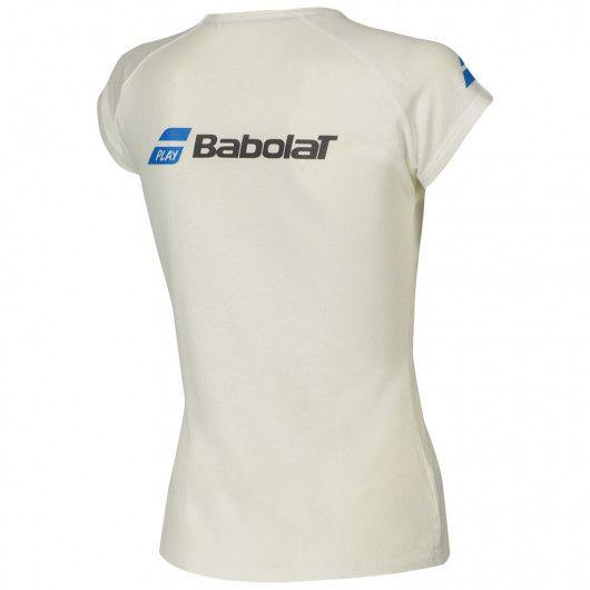 Футболка для тенниса детская Babolat CORE BABOLAT TEE GIRL 3GS18012/1000