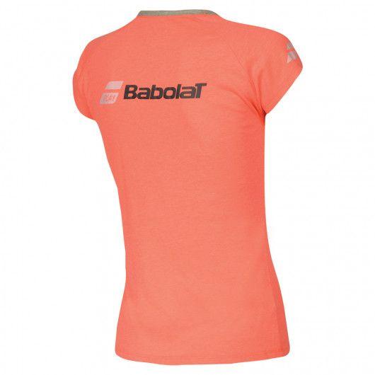 Футболка для тенниса детская Babolat CORE BABOLAT TEE GIRL 3GS18012/5006