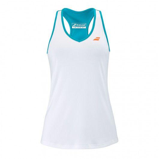 Майка для тенниса детская Babolat PLAY TANK TOP GIRL 3GTB071/1048