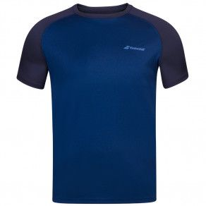Футболка для тенниса мужская Babolat PLAY CREW NECK TEE MEN 3MP1011/4000