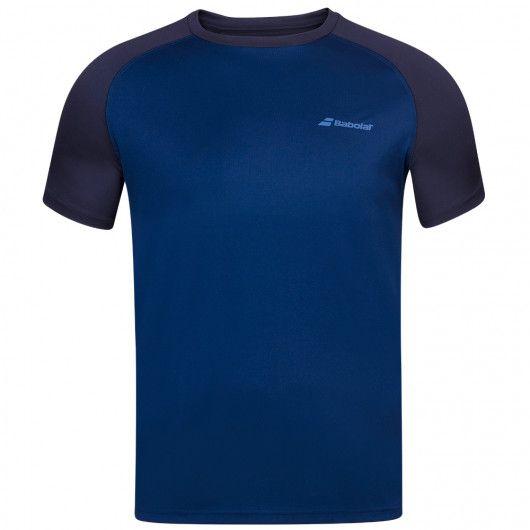 Футболка для тенниса мужская Babolat PLAY CREW NECK TEE MEN 3MP1011/4000