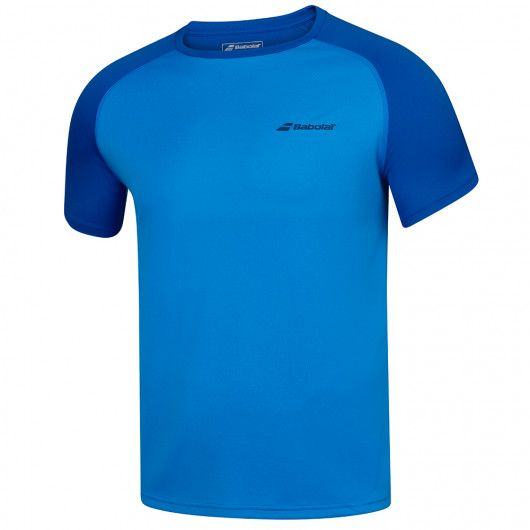 Футболка для тенниса мужская Babolat PLAY CREW NECK TEE MEN 3MP1011/4049
