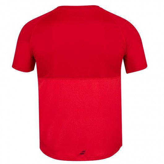 Футболка для тенниса мужская Babolat PLAY CREW NECK TEE MEN 3MP1011/5027