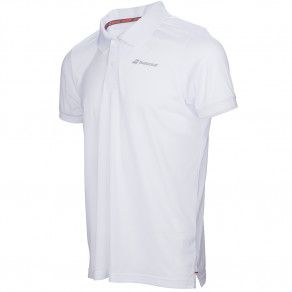 Тенниска для тенниса мужская Babolat CORE CLUB POLO MEN 3MS17021/101