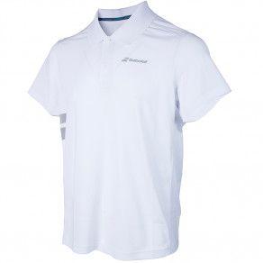 Тенниска для тенниса мужская Babolat CORE POLY PIQUE POLO MEN 3MS17022/101