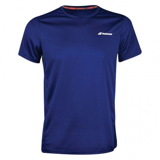 Футболка для тенниса мужская Babolat CORE FLAG CLUB TEE MEN 3MS18011/4000