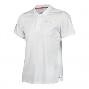 Тенниска для тенниса мужская Babolat CORE CLUB POLO MEN 3MS18021/1000