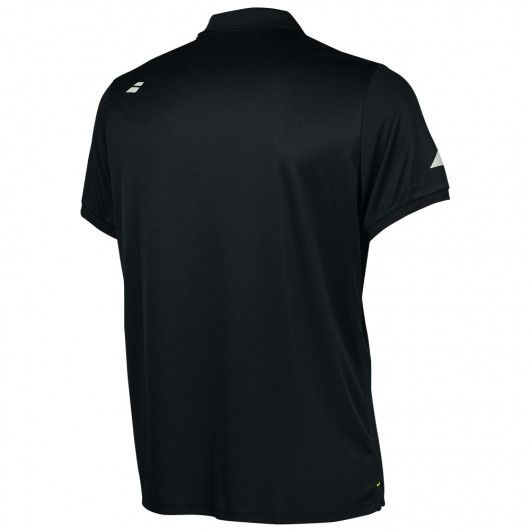 Тенниска для тенниса мужская Babolat CORE CLUB POLO MEN 3MS18021/2000
