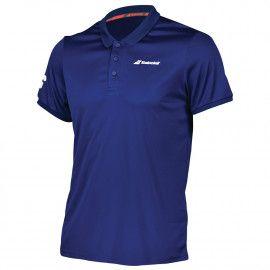 Тенниска для тенниса мужская Babolat CORE CLUB POLO MEN 3MS18021/4000...