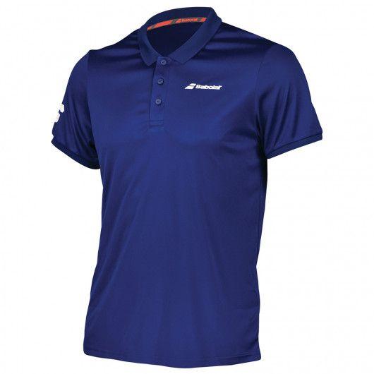 Тенниска для тенниса мужская Babolat CORE CLUB POLO MEN 3MS18021/4000