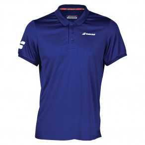 Тенниска для тенниса мужская Babolat CORE CLUB POLO MEN 3MS18021/4000