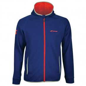 Худи мужская Babolat CORE HOOD SWEAT MEN 3MS18041/4000