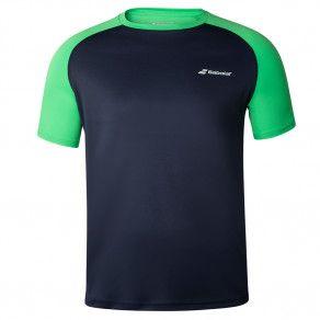 Футболка для тенниса мужская Babolat PLAY CREW NECK TEE MEN 3MTA011/4050