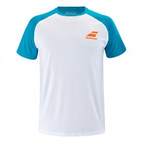 Футболка для тенниса мужская Babolat PLAY CREW NECK TEE MEN 3MTB011/1048
