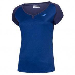Футболка для тенниса женская Babolat PLAY CAP SLEEVE TOP WOMEN 3WP1011/4000O