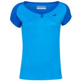 Футболка для тенниса женская Babolat PLAY CAP SLEEVE TO...