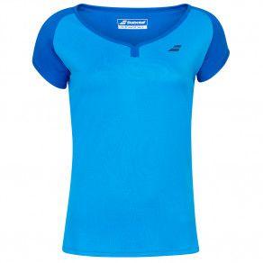 Футболка для тенниса женская Babolat PLAY CAP SLEEVE TOP WOMEN 3WP1011/4049