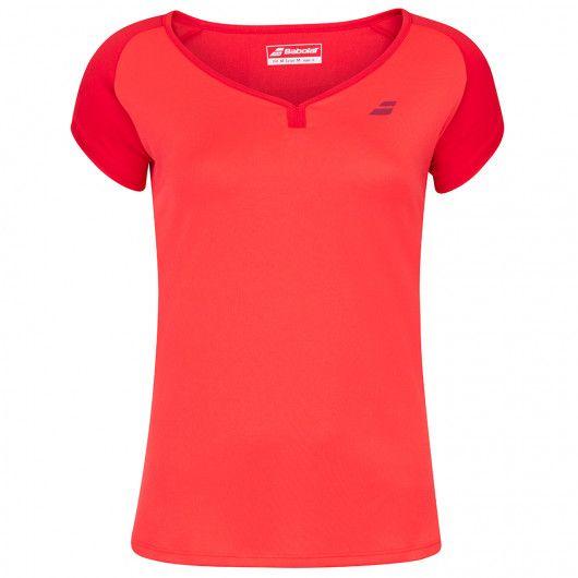 Футболка для тенниса женская Babolat PLAY CAP SLEEVE TOP WOMEN 3WP1011/5027