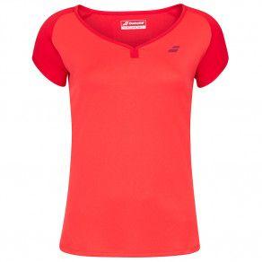 Футболка для тенниса женская Babolat PLAY CAP SLEEVE TOP WOMEN 3WP1011/5027O