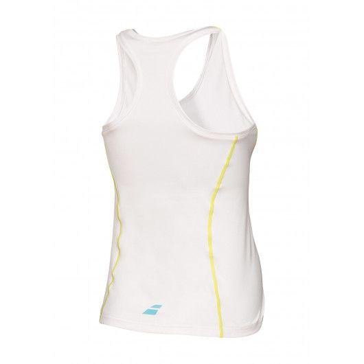 Майка для тенниса женская Babolat TANK CROP CORE WOMEN 3WS16072/101
