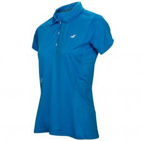 Тенниска для тенниса женская Babolat CORE CLUB POLO WOMEN 3WS17021/132
