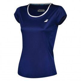 Футболка для тенниса женская Babolat CORE FLAG CLUB TEE WOMEN 3WS18011...