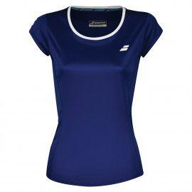 Футболка для тенниса женская Babolat CORE FLAG CLUB TEE WOMEN 3WS18011/4000