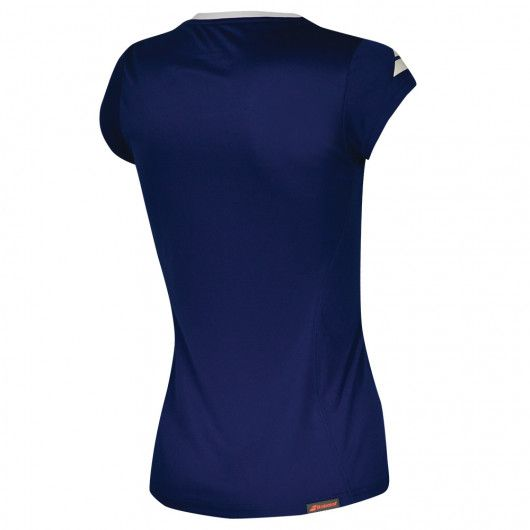 Футболка женская Babolat CORE FLAG CLUB TEE WOMEN 3WS18011/4000(3WS18011/4000)