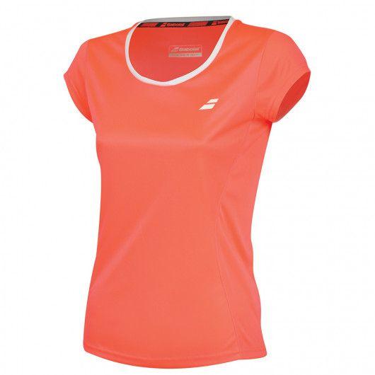 Футболка для тенниса женская Babolat CORE FLAG CLUB TEE WOMEN 3WS18011/5005