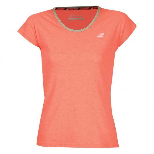 Футболка для тенниса женская Babolat CORE BABOLAT TEE WOMEN 3WS18012/5006